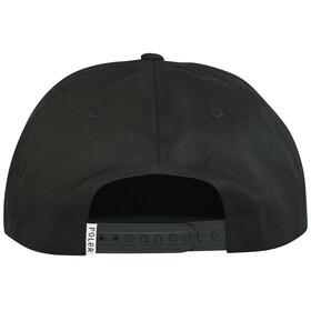 POLER Fur Font Snapback Päähine , musta